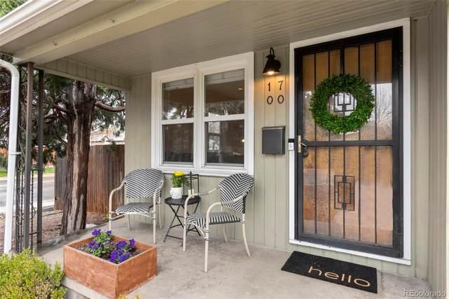 1700 S Monroe Street, Denver, CO 80210 (#8569853) :: The Healey Group