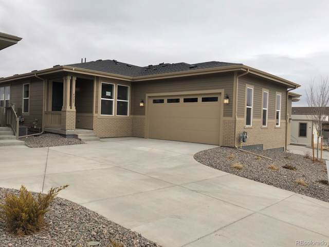4205 Happy Hollow Drive, Castle Rock, CO 80104 (#8570127) :: Harling Real Estate