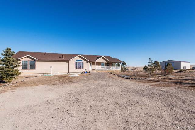 39450 County Road 162, Agate, CO 80101 (MLS #8570371) :: 8z Real Estate