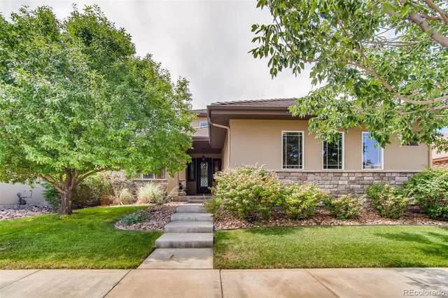 11461 Chambers Drive, Commerce City, CO 80022 (#8570662) :: The Dixon Group