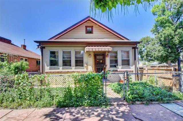 615 Galapago Street, Denver, CO 80204 (#8571696) :: Bring Home Denver