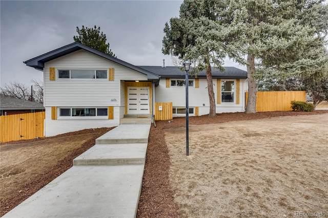 6676 S Elmwood Street, Littleton, CO 80120 (MLS #8572530) :: Kittle Real Estate