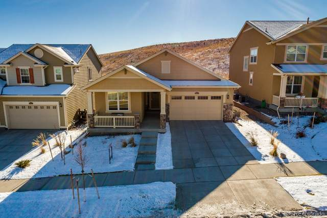 19032 W 84th Avenue, Arvada, CO 80007 (#8572787) :: Venterra Real Estate LLC