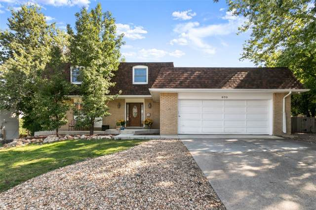 970 S Foothill Drive, Lakewood, CO 80228 (#8572986) :: 5281 Exclusive Homes Realty