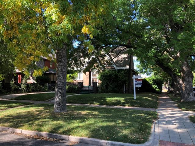 2403 S Saint Paul Street, Denver, CO 80210 (MLS #8573656) :: Kittle Real Estate