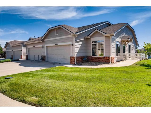 4420 S Jebel Lane, Centennial, CO 80015 (MLS #8573753) :: 8z Real Estate
