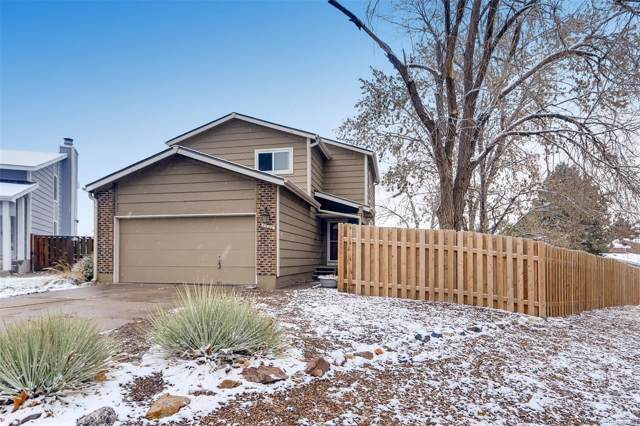 5600 W 71st Circle, Arvada, CO 80003 (#8573754) :: The Peak Properties Group
