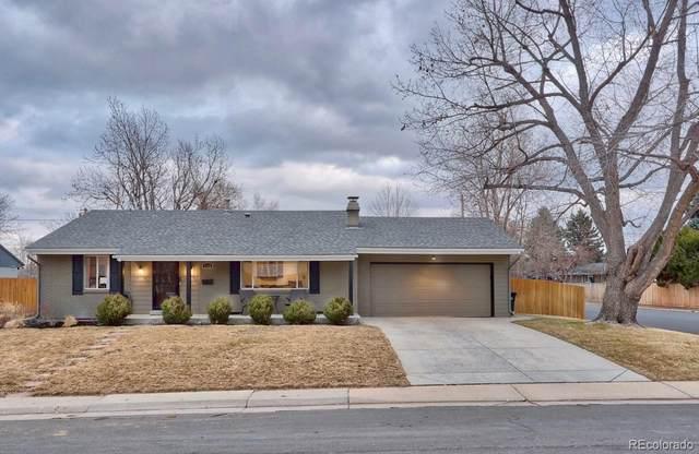 3192 S Leyden Street, Denver, CO 80222 (#8574326) :: Re/Max Structure