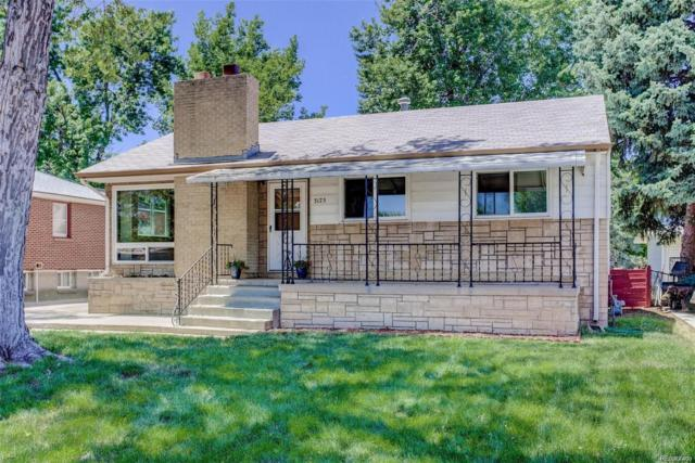 3175 - 3175.5 S Fox Street, Englewood, CO 80110 (#8574373) :: Sellstate Realty Pros