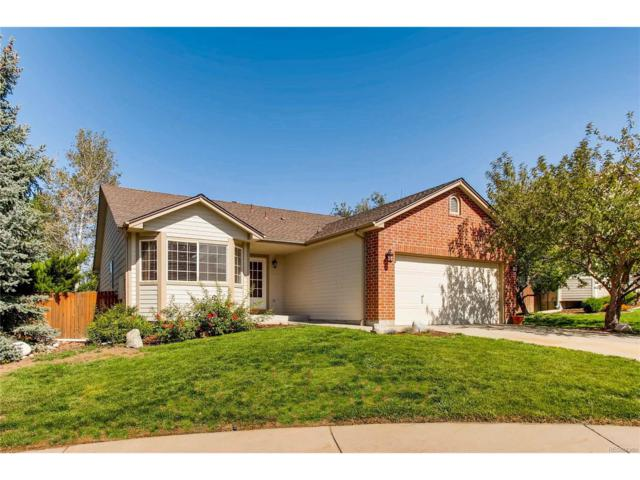 21215 E Cimmarron Place, Centennial, CO 80015 (MLS #8574554) :: 8z Real Estate