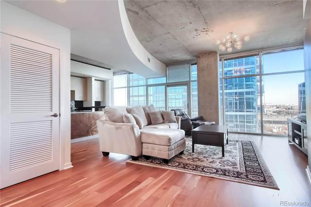 1700 Bassett Street #1302, Denver, CO 80202 (#8574757) :: Portenga Properties - LIV Sotheby's International Realty