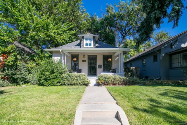 1130 S University Boulevard, Denver, CO 80210 (#8575107) :: The City and Mountains Group