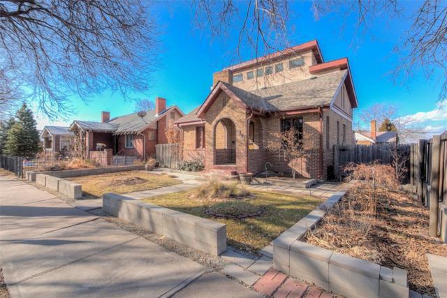 301 S Clarkson Street, Denver, CO 80209 (#8575147) :: The Griffith Home Team