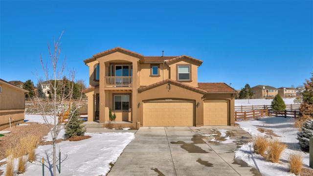 16083 Bridle Ridge Drive, Monument, CO 80132 (#8575259) :: The Heyl Group at Keller Williams