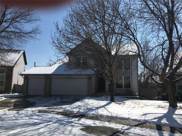 2708 S Kline Circle, Lakewood, CO 80227 (#8576094) :: Bring Home Denver