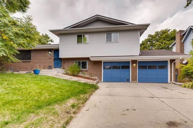7790 W Woodard Circle, Lakewood, CO 80227 (MLS #8576552) :: 8z Real Estate