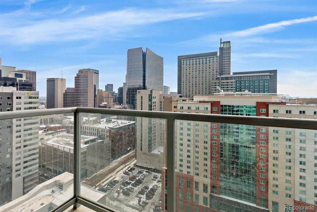 891 14th Street #2214, Denver, CO 80202 (#8576813) :: Colorado Home Finder Realty