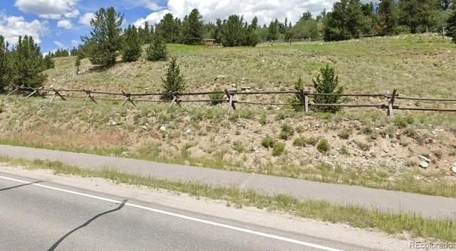 486 Abandoned Rail Road, Fairplay, CO 80440 (#8576815) :: James Crocker Team