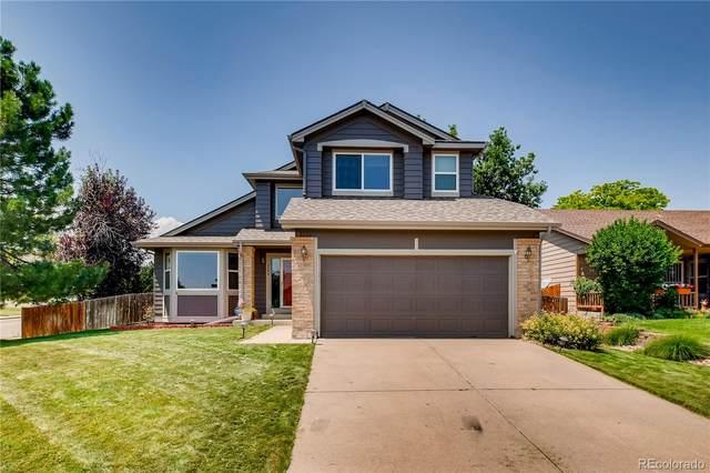 5599 S Van Gordon Street, Littleton, CO 80127 (#8576995) :: Berkshire Hathaway HomeServices Innovative Real Estate