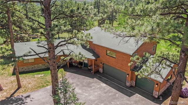 7694 Native Dancer Trail, Evergreen, CO 80439 (MLS #8577105) :: 8z Real Estate