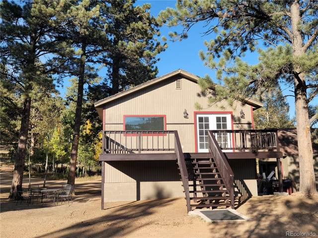 332 Hall Road, Bailey, CO 80421 (#8577152) :: The Harling Team @ Homesmart Realty Group
