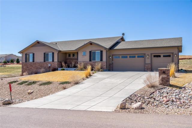 42105 Plantation Circle, Elizabeth, CO 80107 (#8577290) :: Hometrackr Denver