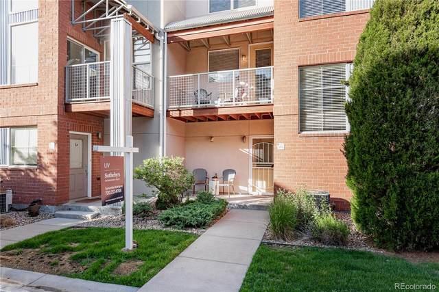 85 Uinta Way #905, Denver, CO 80230 (#8577382) :: Briggs American Properties
