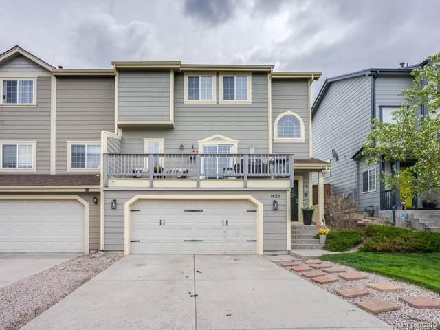 1422 Live Oak Road, Castle Rock, CO 80104 (MLS #8577514) :: Bliss Realty Group