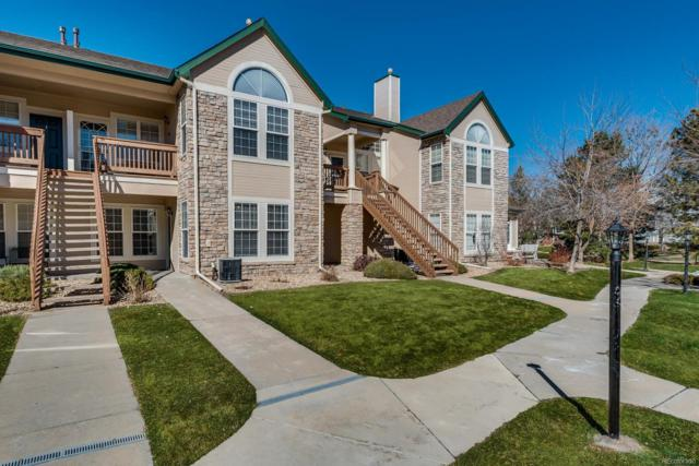 3912 S Carson Street #103, Aurora, CO 80014 (MLS #8577689) :: Bliss Realty Group