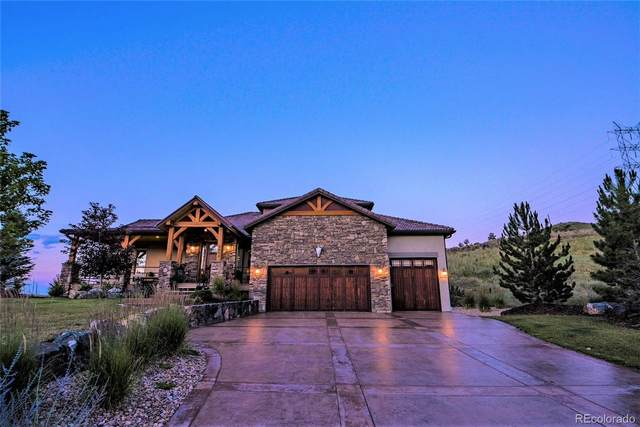 5658 Blanca Court, Golden, CO 80403 (#8577704) :: The Heyl Group at Keller Williams