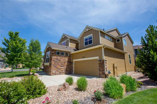3510 Tribute Place, Castle Rock, CO 80109 (#8578019) :: The HomeSmiths Team - Keller Williams