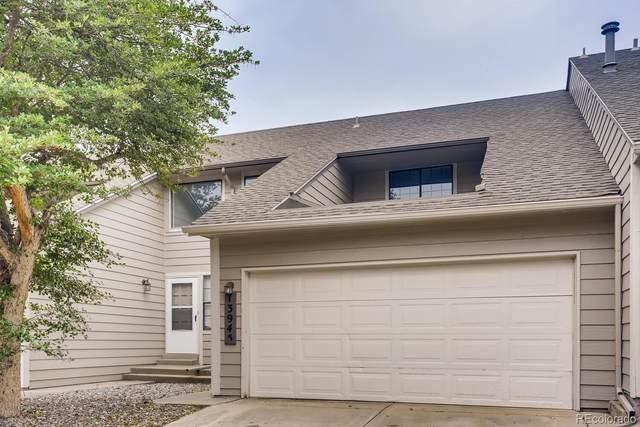 13945 E Oxford Place, Aurora, CO 80014 (#8578074) :: Venterra Real Estate LLC
