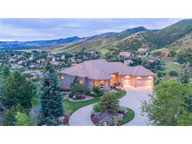16402 Rocky Point Lane, Morrison, CO 80465 (#8578318) :: The Peak Properties Group