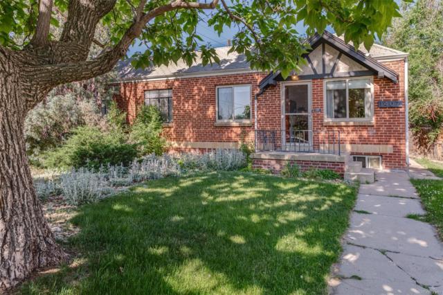 1407 Jersey Street, Denver, CO 80220 (#8578456) :: Wisdom Real Estate