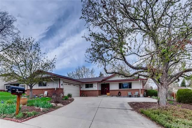 6611 W Frost Avenue, Littleton, CO 80128 (#8578808) :: The Peak Properties Group