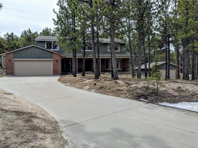 17725 Smugglers Road, Monument, CO 80132 (#8578911) :: Harling Real Estate