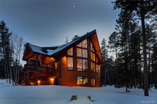 10987 Wallace Avenue, Conifer, CO 80433 (#8578913) :: Finch & Gable Real Estate Co.