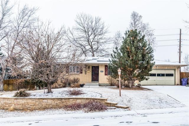 8493 E Kenyon Drive, Denver, CO 80237 (MLS #8579039) :: Kittle Real Estate