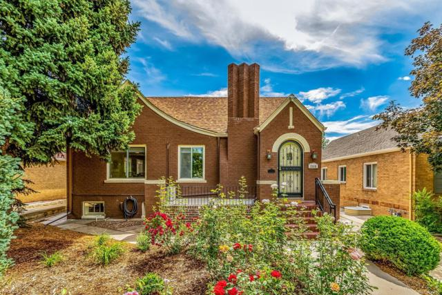 1540 Ivy Street, Denver, CO 80220 (#8579403) :: The Peak Properties Group