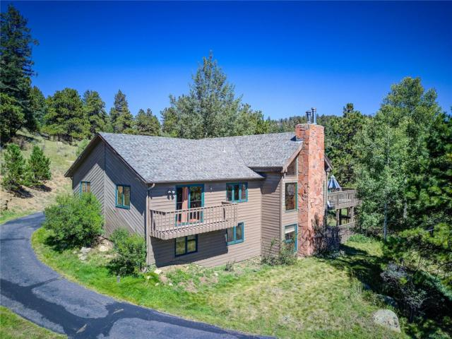 6958 Ocelot Trail, Evergreen, CO 80439 (MLS #8579526) :: 8z Real Estate
