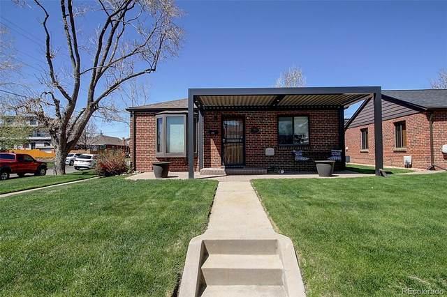 2701 N Hooker Street, Denver, CO 80211 (#8579636) :: Re/Max Structure