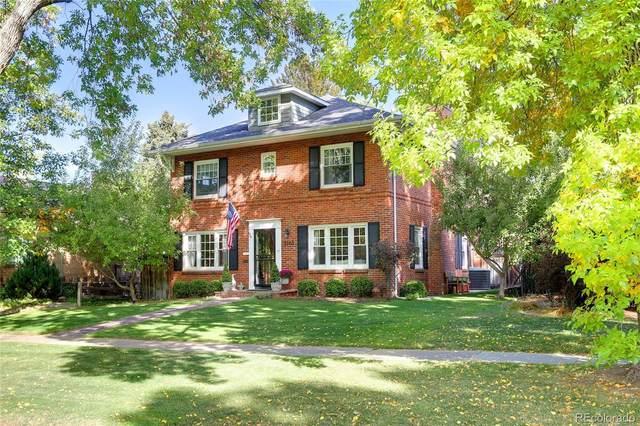 2160 S Saint Paul Street, Denver, CO 80210 (MLS #8579795) :: 8z Real Estate