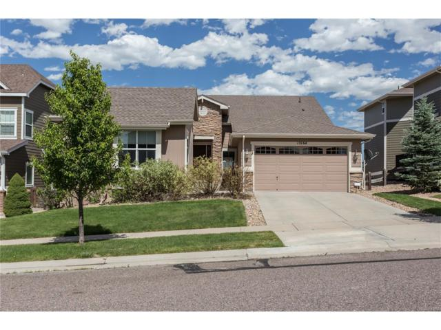 12164 Elton Way, Parker, CO 80138 (MLS #8579807) :: 8z Real Estate