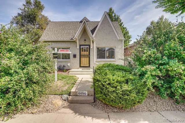 4456 Clay Street, Denver, CO 80211 (#8580209) :: The Peak Properties Group