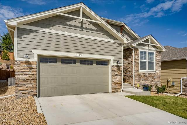 11605 Colony Loop, Parker, CO 80138 (#8580438) :: The DeGrood Team