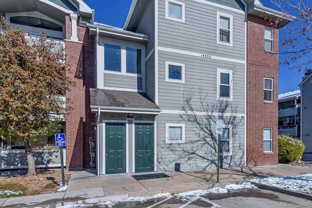 14353 E 1st Drive #201, Aurora, CO 80011 (#8580846) :: Briggs American Properties