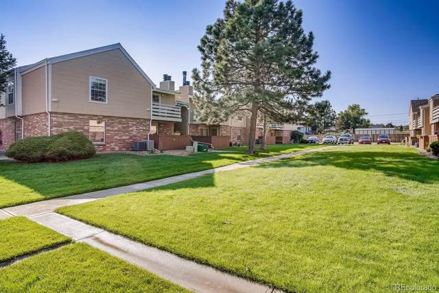 3320 S Ammons Street #201, Lakewood, CO 80227 (#8581139) :: Chateaux Realty Group
