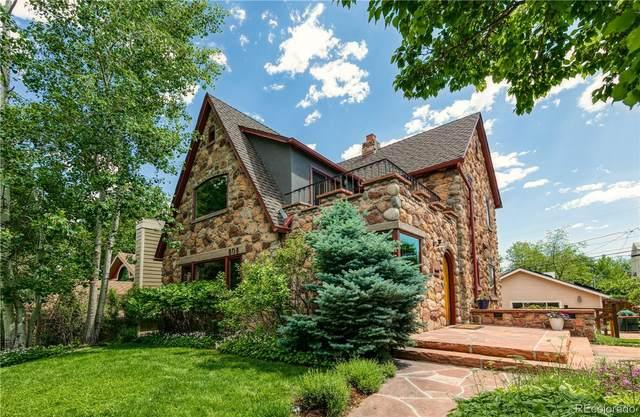 808 10th Street, Boulder, CO 80302 (MLS #8581572) :: 8z Real Estate