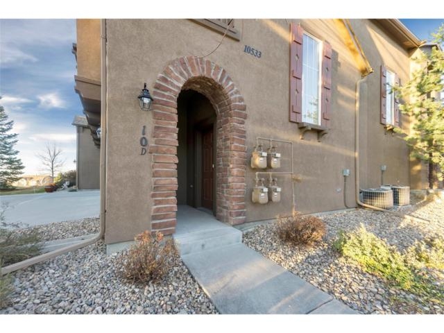 10533 Ashfield Street D, Highlands Ranch, CO 80126 (#8581996) :: The Sold By Simmons Team