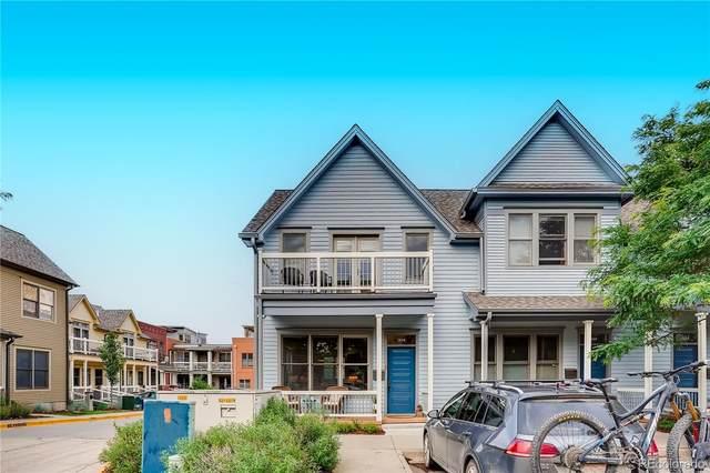 2070 23rd Street #1, Boulder, CO 80302 (#8582147) :: Kimberly Austin Properties